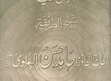 Biography of Hazrat Hamid Hasan 'Alawi (r.a.) (Urdu)